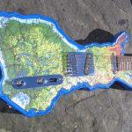 Suomi kitara teippaus